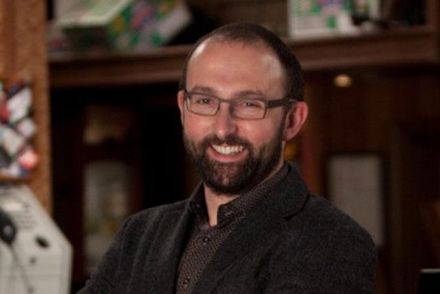 Jason Spencer: the business development director at ITV