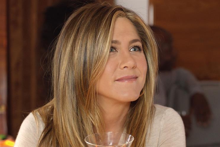 The buzz: Jennifer Aniston flies Emirates
