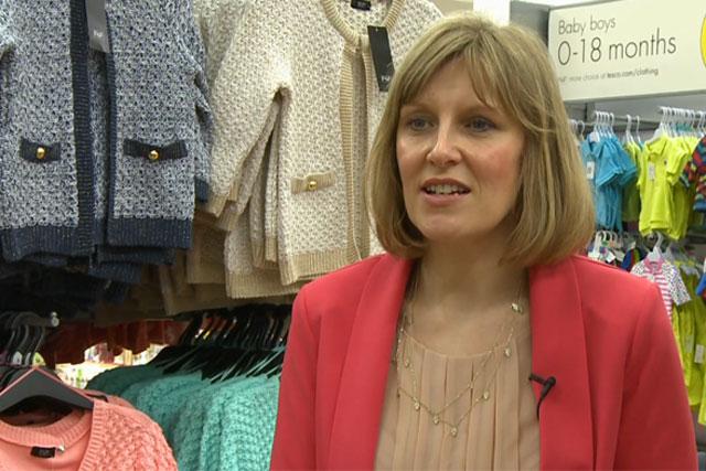 Jill Easterbrook: chief customer officer, Tesco