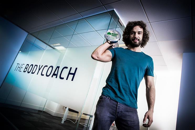 Social media according to The Body Coach: Joe Wicks shares his recipe for success