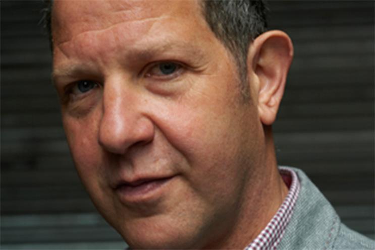 John Kampfner: the chief executive at Creative Industries Federation