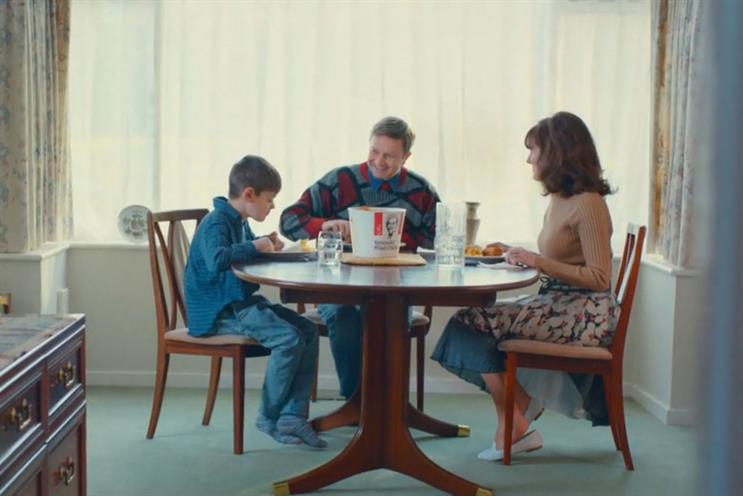 The buzz: KFC and fostering