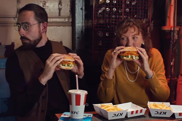 KFC: chemistry meetings are taking place on Thursday and Friday