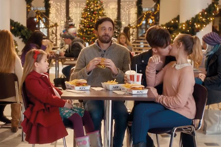 KFC: AMV, BBH, FCB Inferno, Mother and W&K are vying for the creative account, which now includes below-the-line work