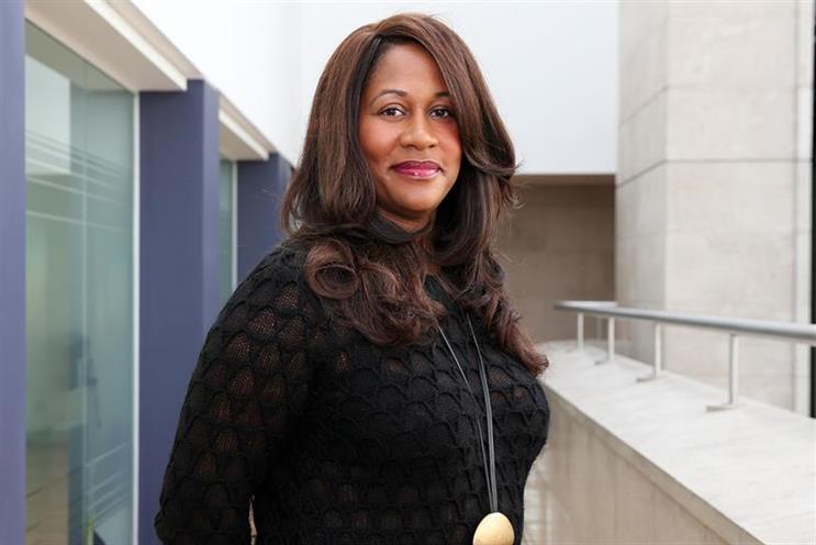 Karen Blackett, chairwoman at MediaCom UK