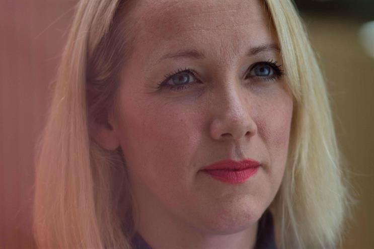 Karen Martin: before joining BBH worked in Australia for 14 years