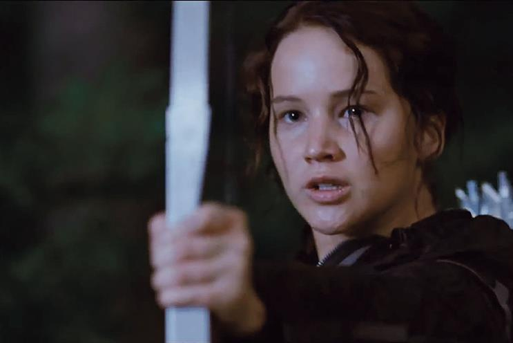 Generation Katniss: Jennifer Lawrence starring  in The Hunger Games, where her character provides the focus for rebellion against the established order