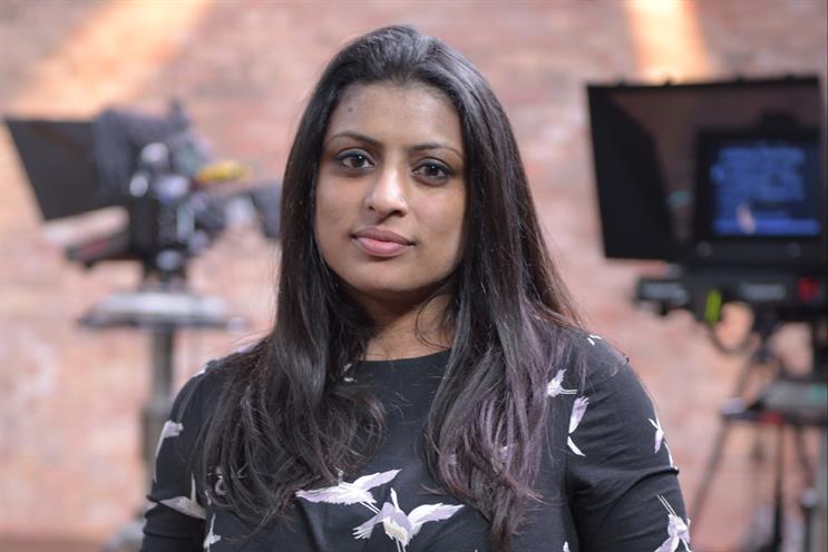 London Live: Kavita Veeramah Collins becomes sales director