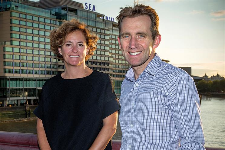 King and Rudd will run O&M's UK business from the agency's new Sea Containers offices