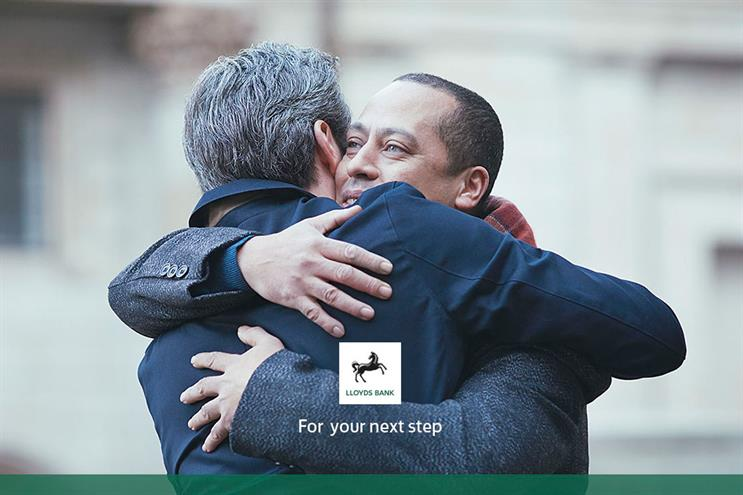 Lloyds Bank: features LGBT+ storylines in its ad campaign