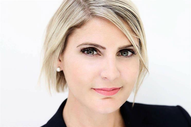 Luisa Fernandez: marketing director, Yo! Sushi