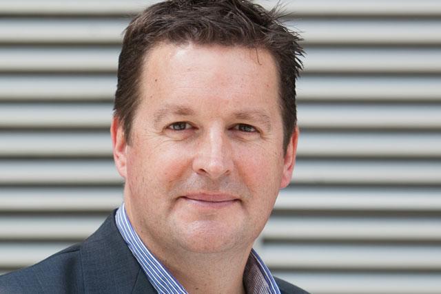 Adrian Lacey: managing director at Crimtan