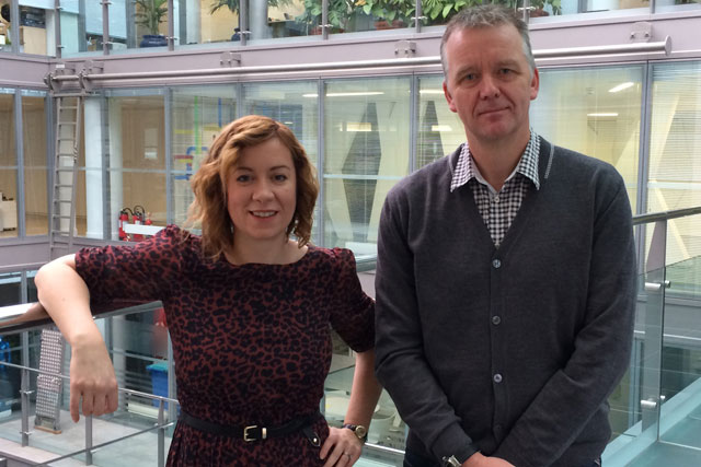 Laura Wade and Tim Irwin: changes at Maxus