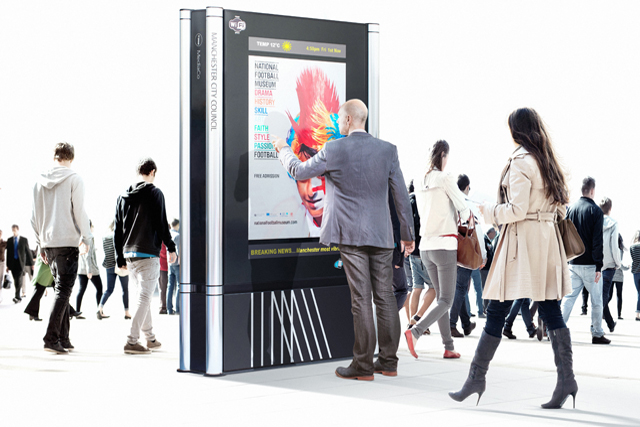Media answers the innovation challenge with real-time DOOH trading