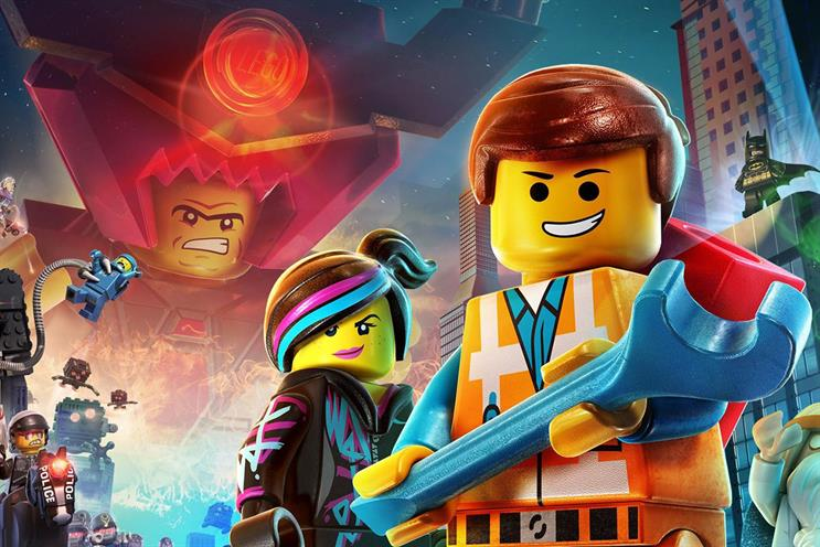 The Lego Movie reminds us that children's ability to play and create is greater than adults' ability to break free of the shackles we place on ourselves.
