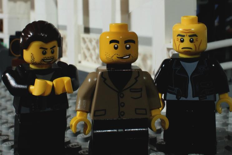 Things we like: ITV goes all Lego, LBC goes national, HuffPo goes Outdoors
