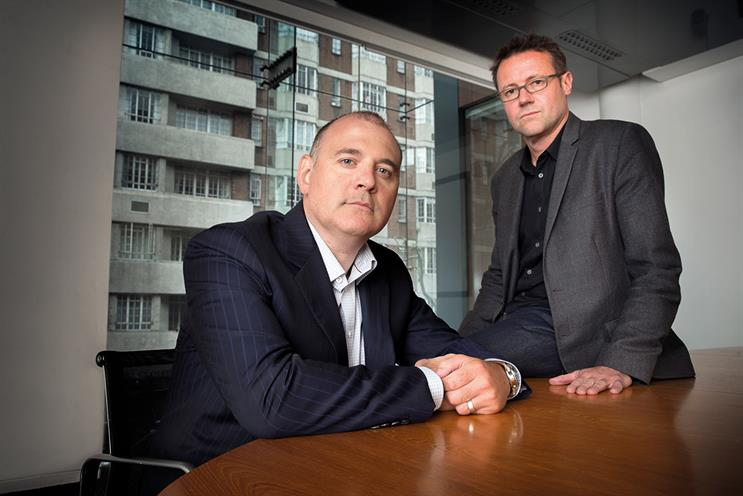 Mullen Lowe Group: Leikikh (left) takes global charge of the newly merged operation, with Warren leading the UK division