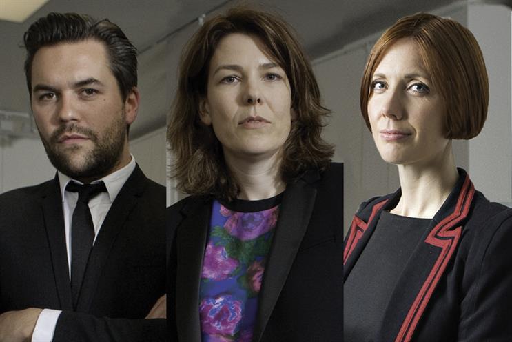 Nils Leonard, Lucy Jameson and Natalie Graeme quit Grey London