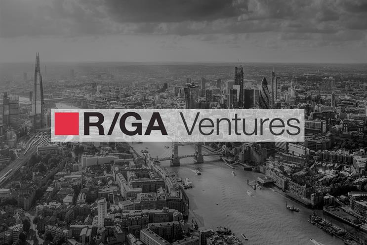 This is the first R/GA Venture programme to be based in the UK
