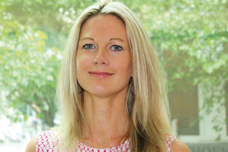 Lucy Banks: replaces Derek Scobie, who has taken a global role at Google