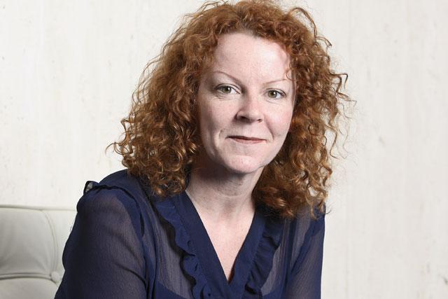 Amanda Mackenzie, chief marketing and communications officer at Aviva