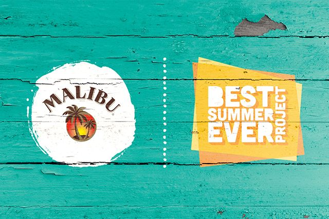 Malibu: encourages consumers to come up with their Best Summer Ever experiences