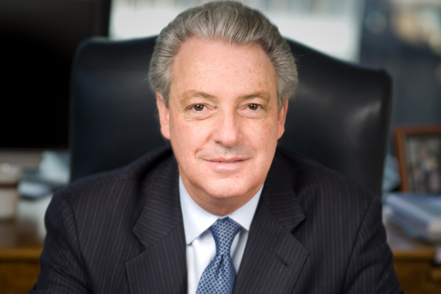 Michael Roth: the chairman and chief executive of IPG