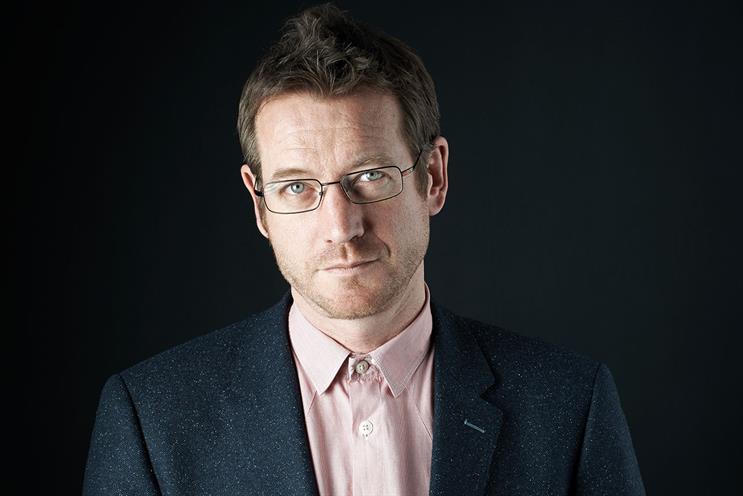 Mark Sinnock: takes newly created strategy role across UK and Europe