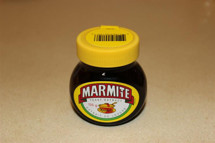 Marmite: a spread fit for the Queen