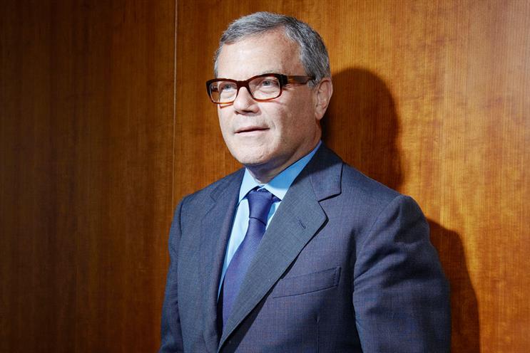 WPP chief Martin Sorrell