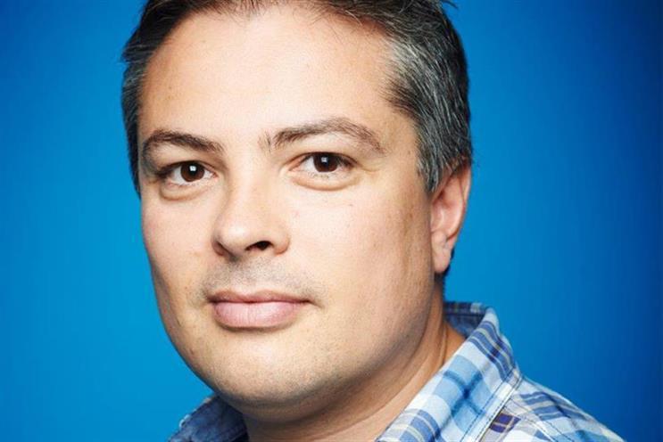 Matt Adams: he is joining Havas Media as chief executive