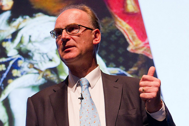 Dr Matt Ridley: (picture credit: IAB Engage 2013)