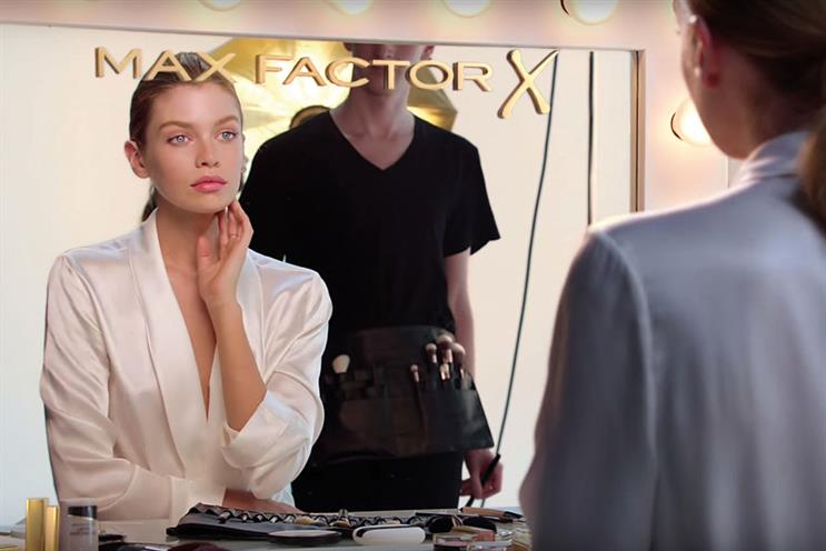 Max Factor: incumbent Leo Burnett London is up against Adam & Eve/DDB, Anomaly and The & Partnership
