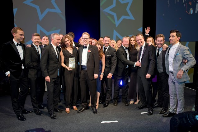Maxus: wins Media Agency of the Year 2014