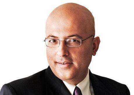 Vikram Sakhuja: global CEO of Maxus
