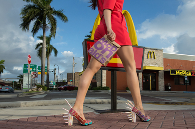 McDonald's gets fashionable for global packaging refresh