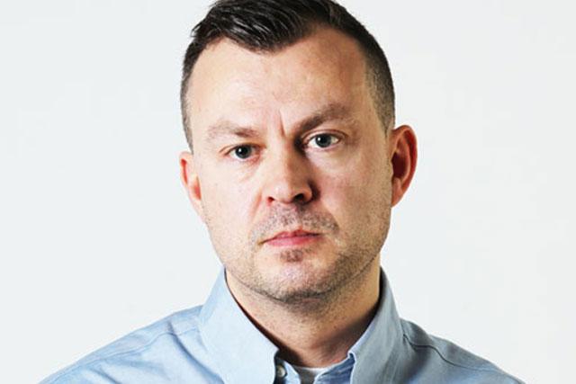 Dermot McPartland: moves to Cake as creative director