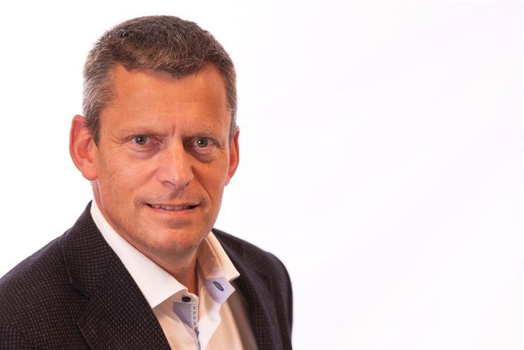 United Biscuits CEO Martin Glenn