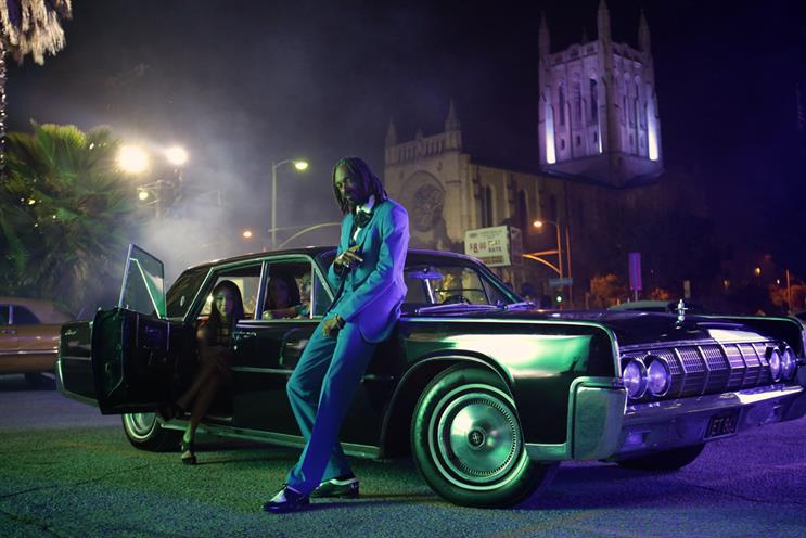 Moneysupermarket.com: Snoop Dogg appears in latest ad