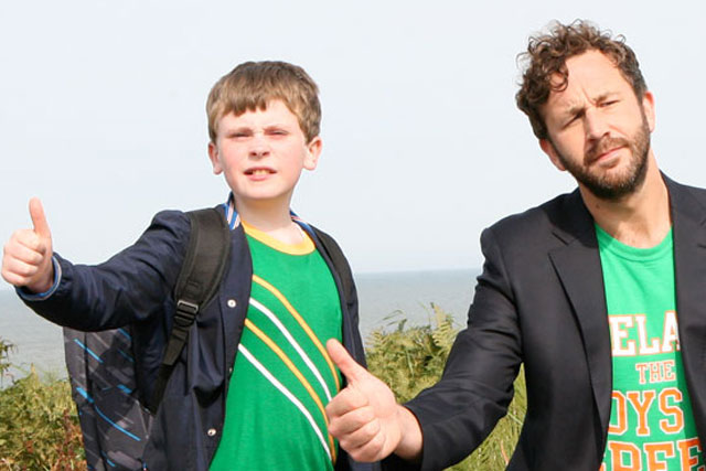Moone Boy: Sky show stars Chris O'Dowd