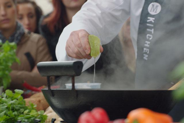 Morrisons: rolls out TV campaign for M Kitchen range