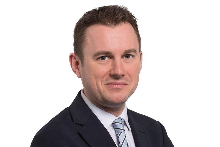 Andrew Mortimer: director of media at Sky