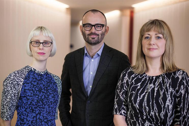 Mullen Lowe London promotes Hurrell to managing director