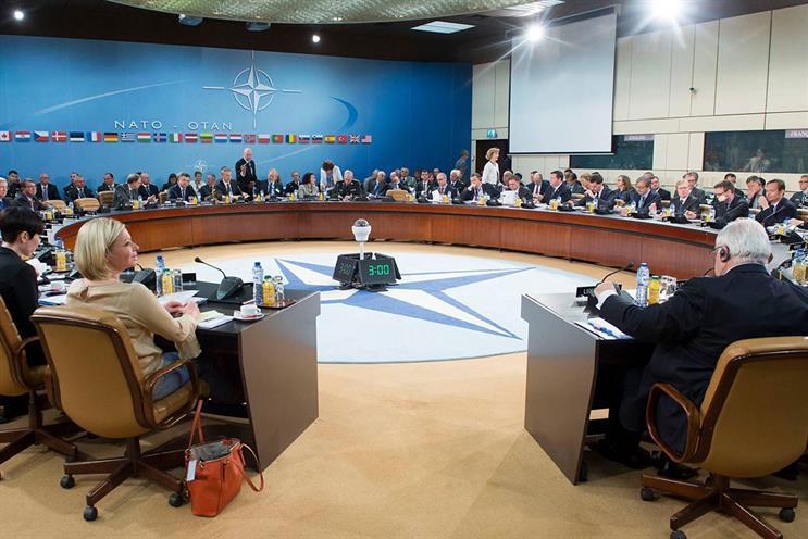 Nato appoints Engine and Agenda for comms support over next five years