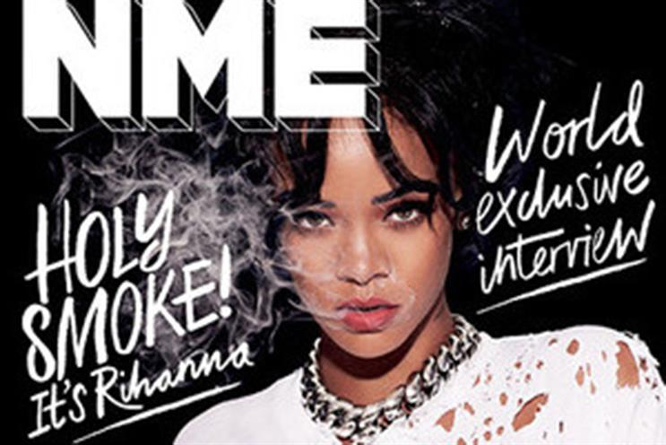 NME's cover unveiling the new free version