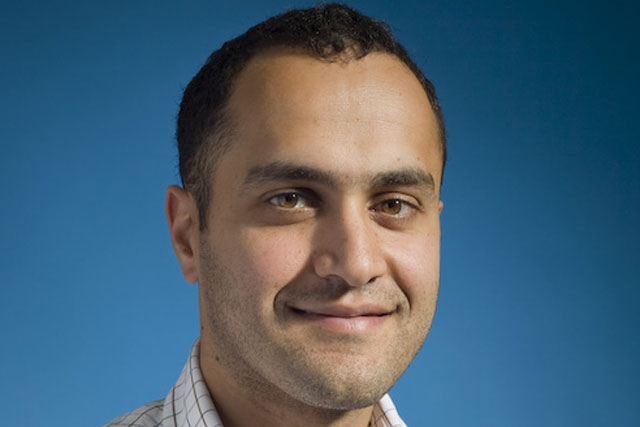Dara Nasr: the sales director of Twitter UK