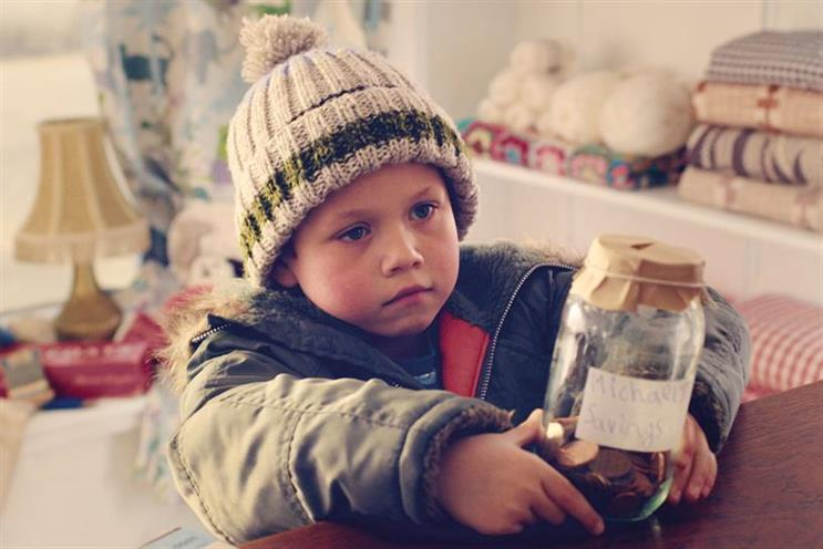 Nationwide: 18 Feet & Rising supplied the creative idea for the 'generations' TV campaign