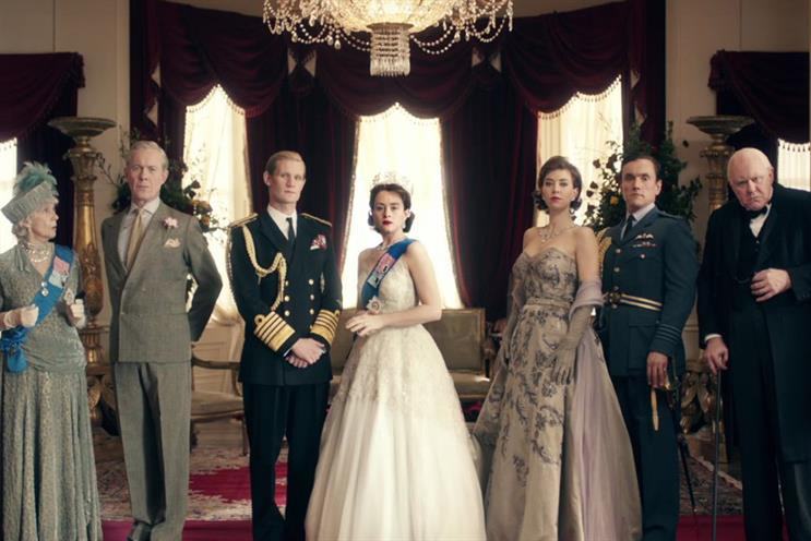 Netflix's The Crown won in a ceremony dominated by TV drama