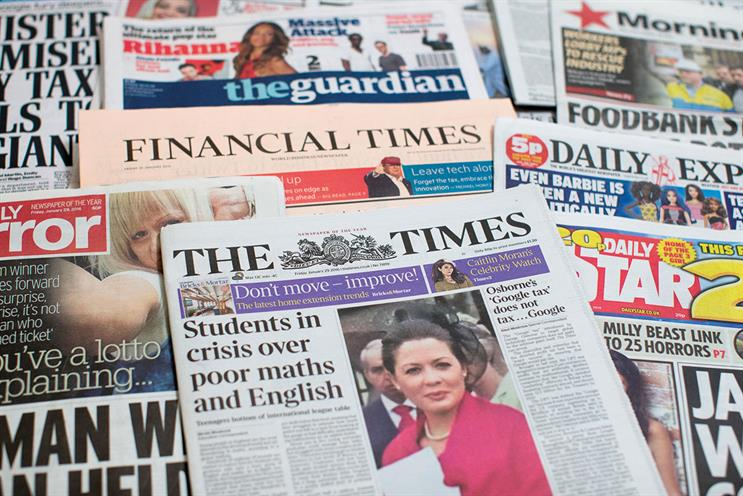Newspapers: seeking alliance amid forecast 12% drop in ad revenues this year