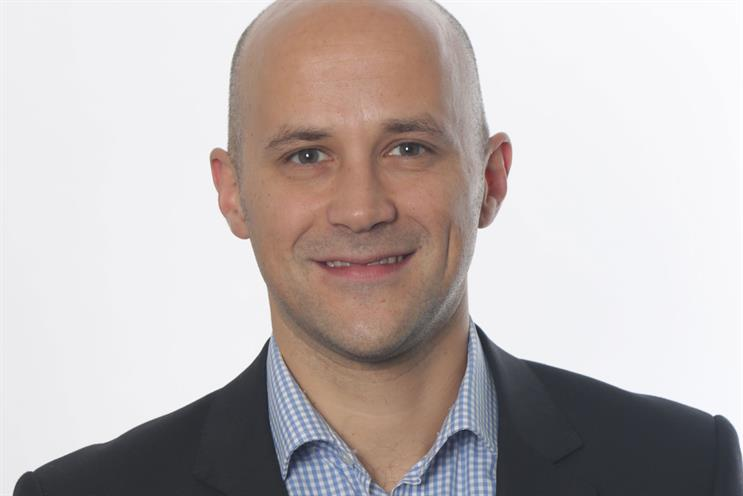 Nick Hugh: the vice president for EMEA at Yahoo